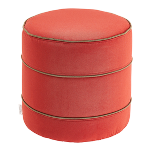 Hocker rund, rot ANYTIME
